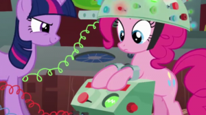 Pinkie Pie's Profile Picture