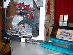Jakks jumbo Zoroark figure, $14.99 from Kmart. It's about 9 inches tall. 3DS for size comparison.
