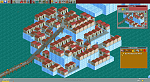 Potty Island in RollerCoaster Tycoon. Are 114 restrooms and an award for the best restroom facilities enough?