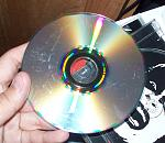 Have you ever seen a disc this bad?    (FYI, it's Kiss Box Set: Disc 1)