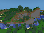 Minecraft 1.8 is now out with a completely revamped world generation code. This leads to some epic landforms on maps created in 1.7.3 or earlier, as...