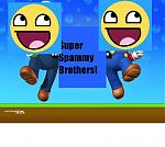 Super Spammy Brothers!